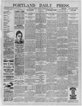 Portland Daily Press: May 16,1892