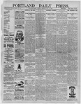 Portland Daily Press: May 17,1892
