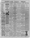Portland Daily Press: May 30,1892