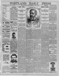 Portland Daily Press: June 06,1892