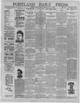 Portland Daily Press: June 13,1892