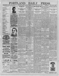 Portland Daily Press: June 25,1892