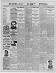 Portland Daily Press: July 07,1892