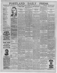 Portland Daily Press: July 09,1892