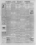 Portland Daily Press: August 26, 1895