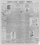 Portland Daily Press: August 28, 1895