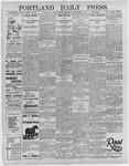 Portland Daily Press: September 2, 1895