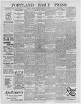 Portland Daily Press: September 3, 1895