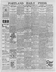 Portland Daily Press: September 6, 1895