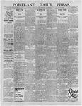 Portland Daily Press: September 9, 1895