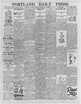 Portland Daily Press: September 11, 1895