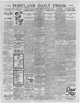 Portland Daily Press: September 14, 1895