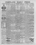 Portland Daily Press: September 16, 1895