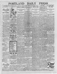 Portland Daily Press: September 17, 1895