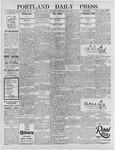 Portland Daily Press: September 18, 1895