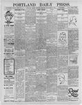 Portland Daily Press: September 19, 1895