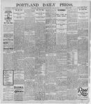 Portland Daily Press: September 20, 1895