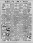 Portland Daily Press: September 22, 1895