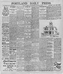 Portland Daily Press: September 24, 1895