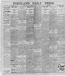 Portland Daily Press: October 24, 1895