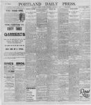 Portland Daily Press: November 2, 1895