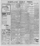 Portland Daily Press: November 18, 1895