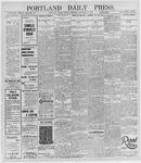 Portland Daily Press: November 19, 1895