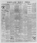 Portland Daily Press: November 20, 1895