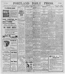 Portland Daily Press: November 23, 1895