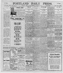 Portland Daily Press: November 30, 1895