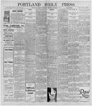 Portland Daily Press: December 4, 1895