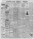 Portland Daily Press: December 10, 1895