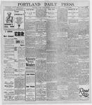 Portland Daily Press: December 13, 1895
