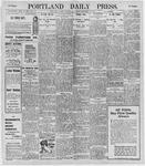 Portland Daily Press: December 14, 1895
