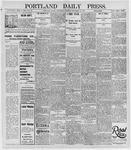 Portland Daily Press: December 18, 1895