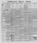 Portland Daily Press: December 25, 1895