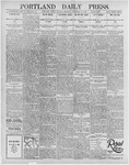Portland Daily Press: December 30, 1895