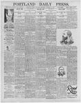 Portland Daily Press: January 2, 1896