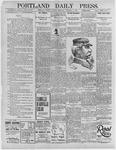 Portland Daily Press: January 7, 1896