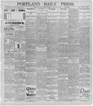 Portland Daily Press: January 10, 1896