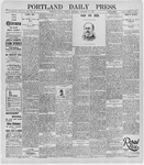 Portland Daily Press: January 14, 1896