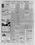 Portland Daily Press: January 25, 1896