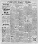 Portland Daily Press: February 3, 1896
