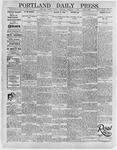 Portland Daily Press: February 4, 1896