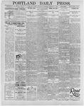 Portland Daily Press: February 5, 1896