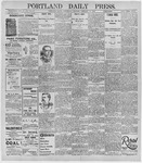 Portland Daily Press: February 12, 1896