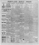 Portland Daily Press: February 17, 1896