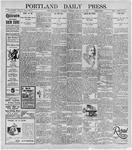 Portland Daily Press: February 20, 1896