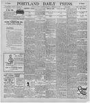Portland Daily Press: February 22, 1896