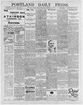 Portland Daily Press: February 28, 1896